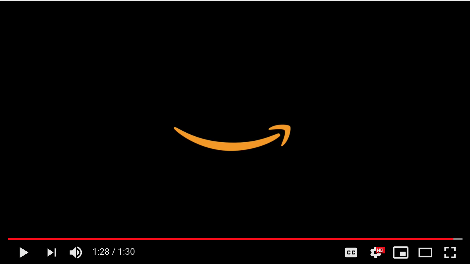 "CenterRock - Amazon Commercial ""The Good"""